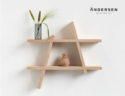 Andersen Furniture A-shelf