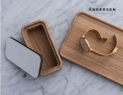 Andersen Furniture Create Me box og bakke