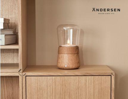 Andersen Furniture Spinn Candle og Plant et træ