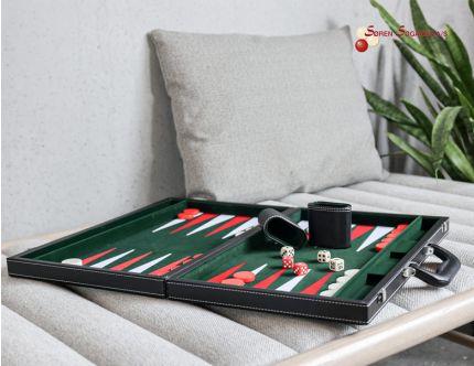 Søren Søgaard backgammon deluxe