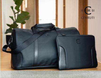 CERRUTI Forbes rejsetaske og laptopsleeve