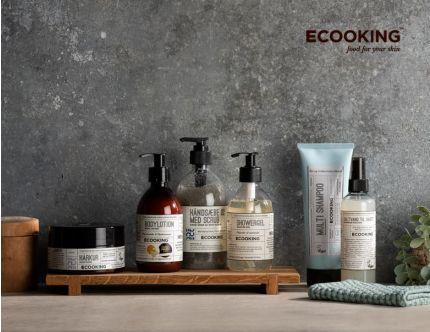 Pleje og velvære med Ecooking