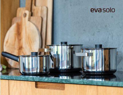 Eva Solo Nordic Kitchen grydesæt