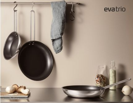 Eva Trio keramiske stegepander