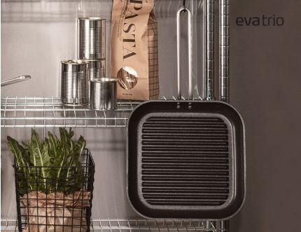 Eva Trio Professional grillpande