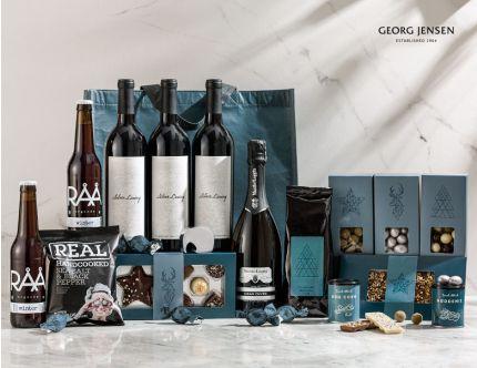 Den store gavepakke med Georg Jensen