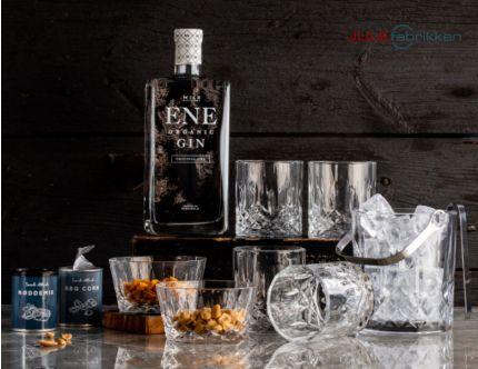 Økologisk gin pakke