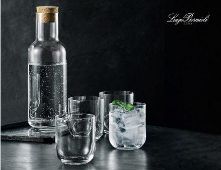 Luigi Bormioli karaffel og glas