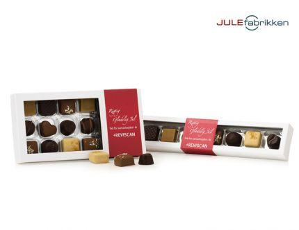 Økologiske chokoladeæsker