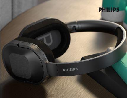Philips Over-ear trådløse headphones