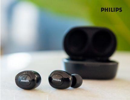 Philips UpBeat trådløse høretelefoner