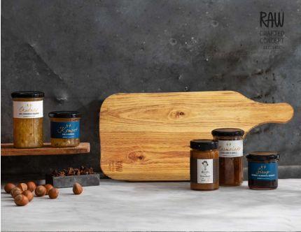 Nordiske specialiteter med RAW skærebræt