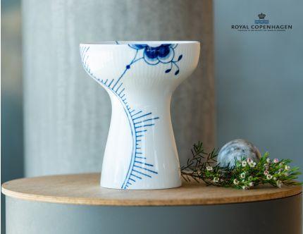 Royal Copenhagen Blå Mega vase 19 cm