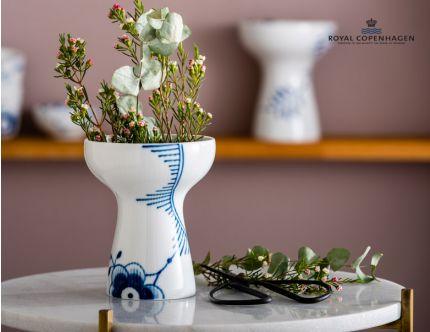 Royal Copenhagen Blå Mega Vase 15 cm