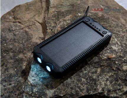 20.000 mAh solar powerbank