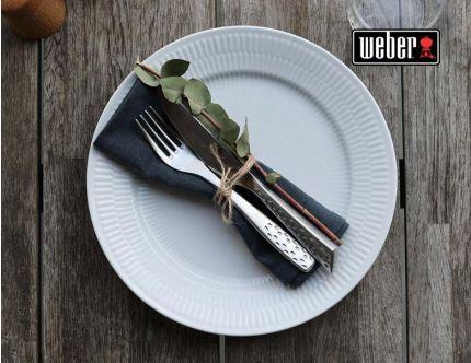 Weber steaksæt til 2 personer